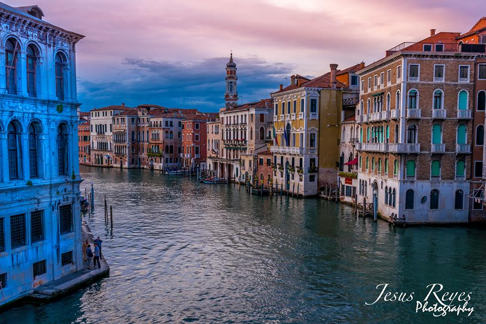 Grand Canal by J Reyes