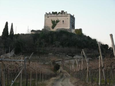 Haunted Castle in Soave