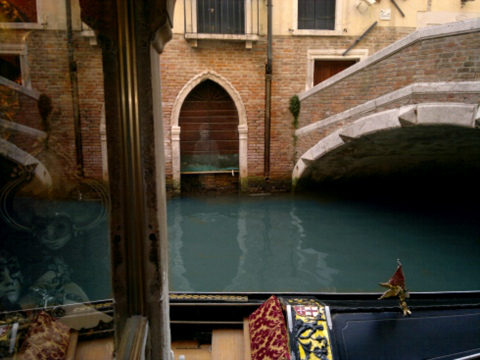 Ghosts in Venice