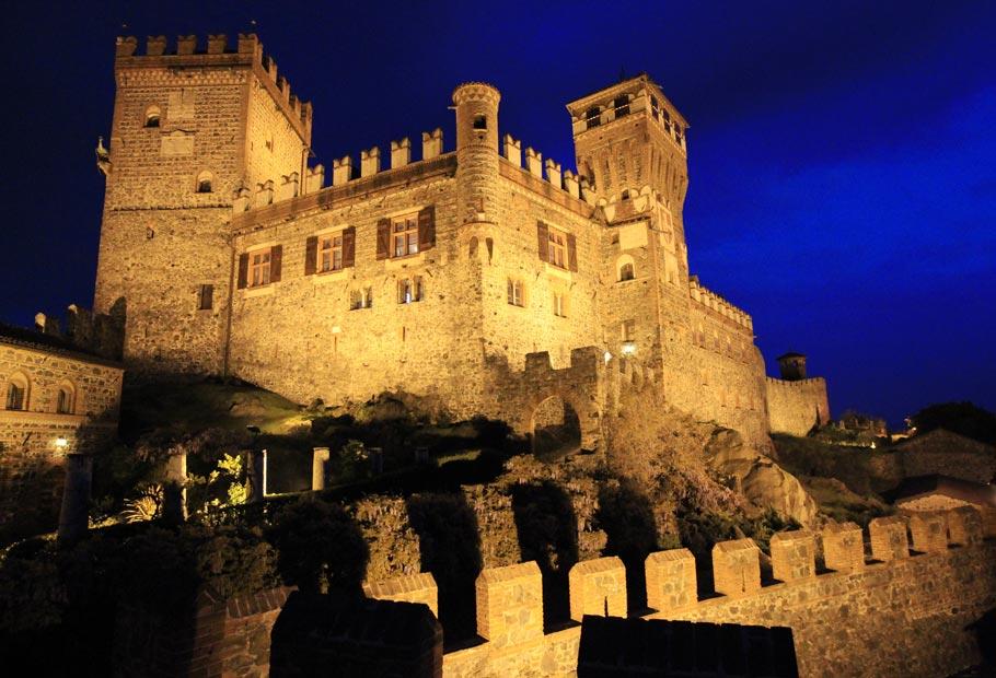 Romantic Castle Italy