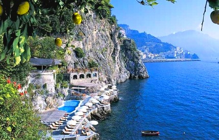 Hotel Santa Caterina of Amalfi by Travelive on Flickr