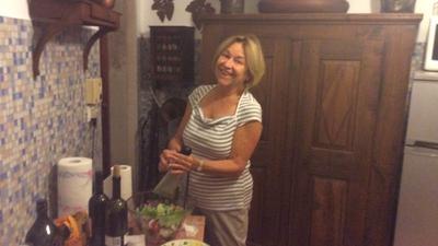 My Kitchen in Dorsoduro!