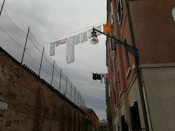 Washday Venice