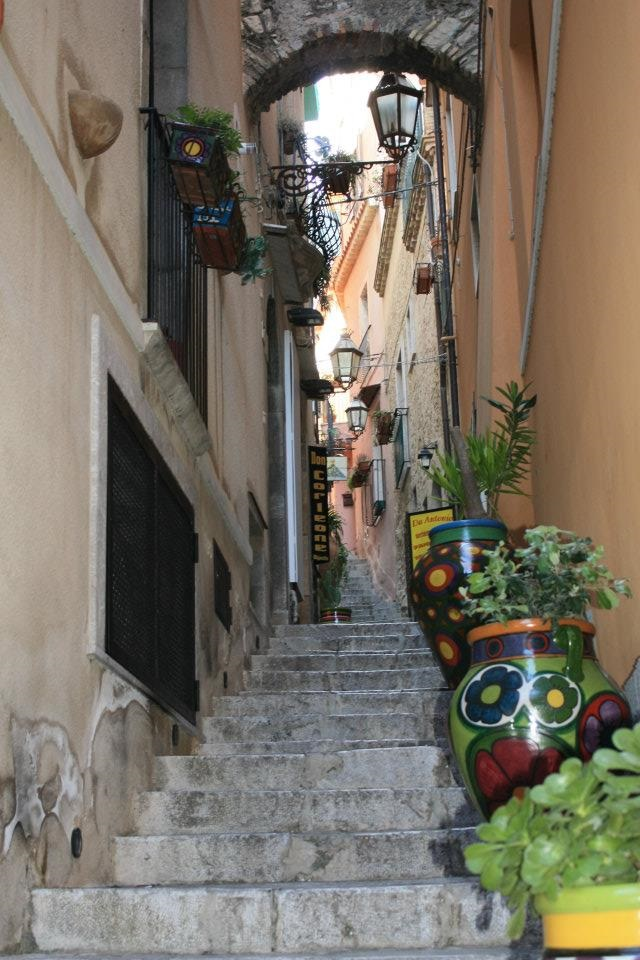 Little Lane in Italy