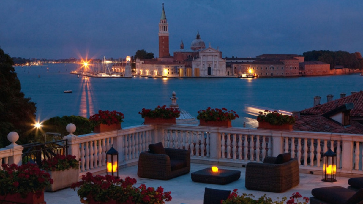 The best luxury hotels in venice italy for Design hotel venice