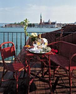Metropole Hotel in Venice