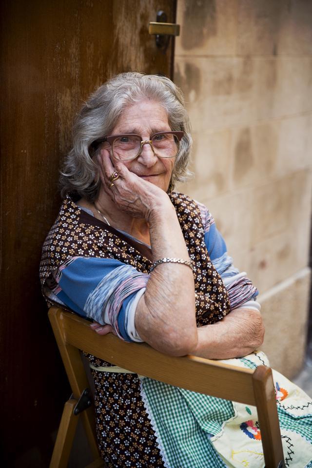 Nonna in Naples
