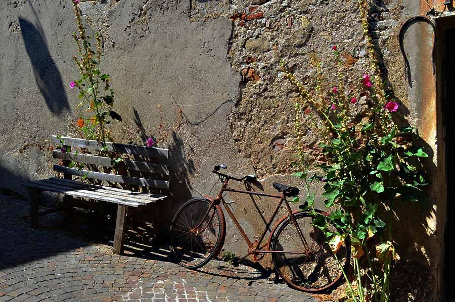 Old Bike Asolo