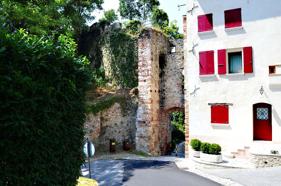 Old Town Walls - Asolo