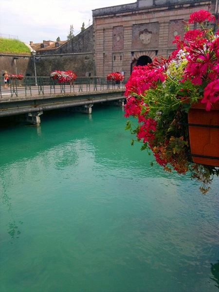 Peschiera Garda Bridge