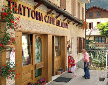 Posina Trattoria All'Alpino