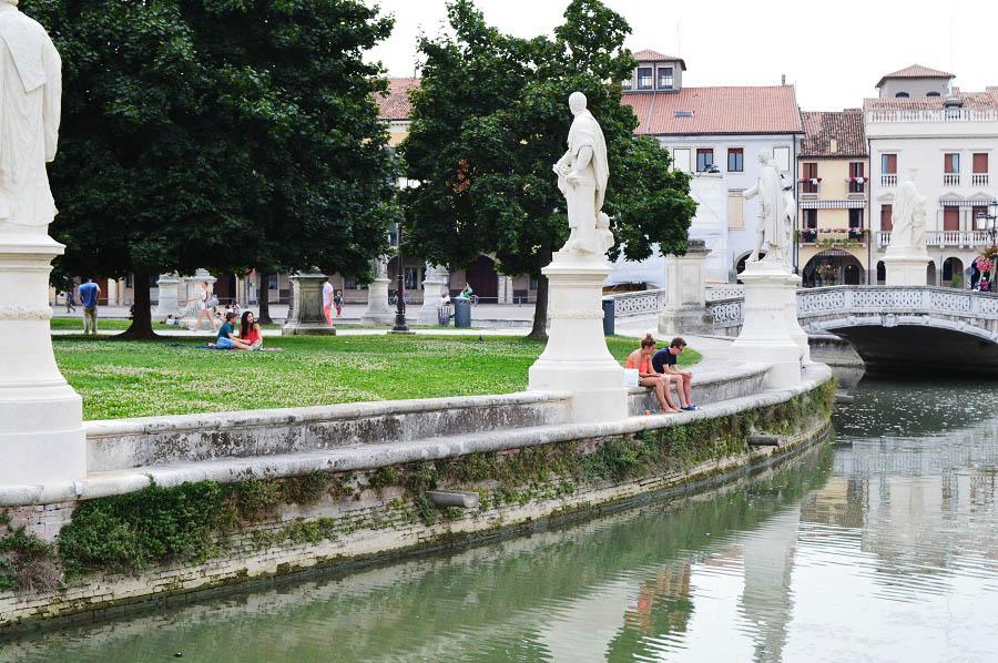 Park in Padova