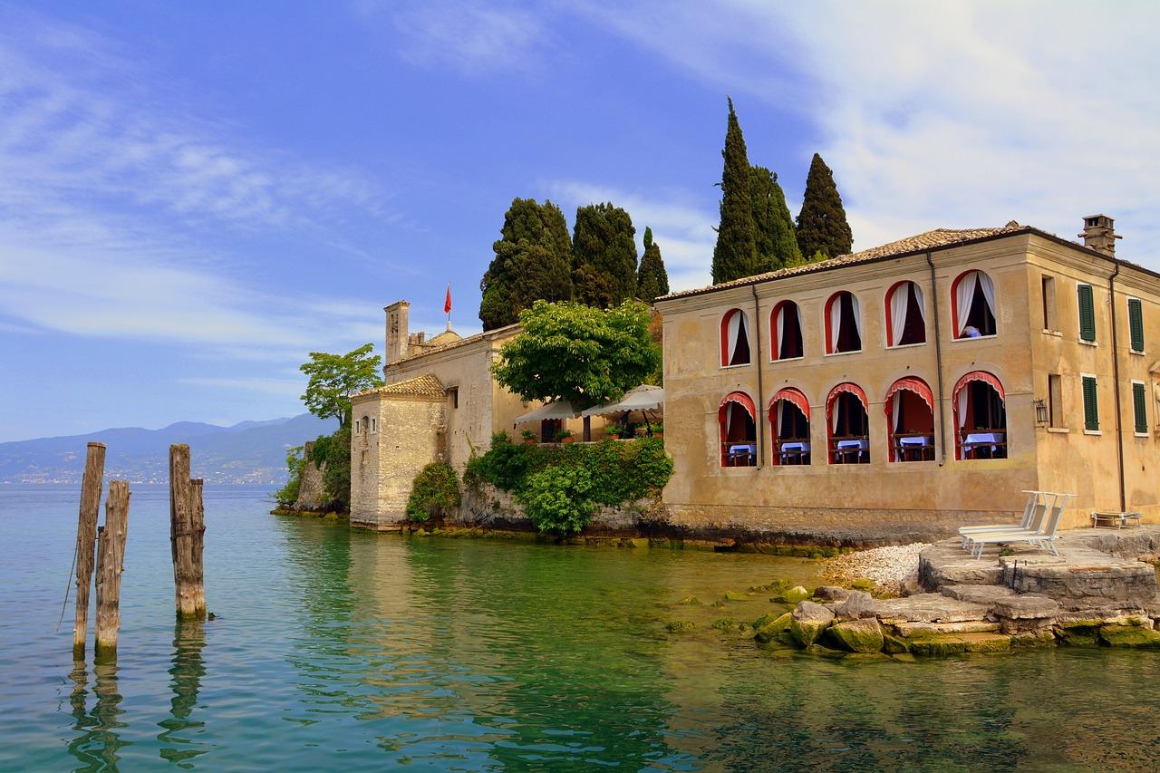 Punta San Vigilio, Lake Garda