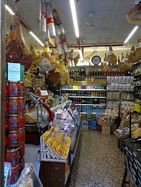 Quaint shop in Verona