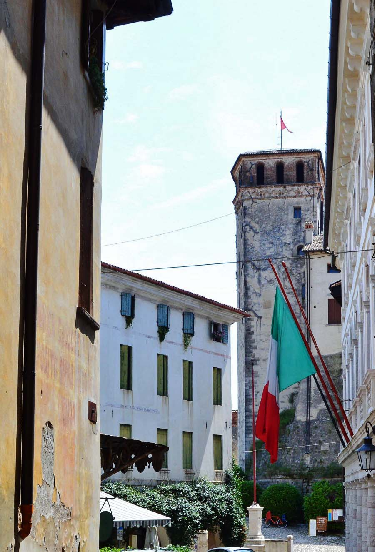 Castle of Queen Cornaro
