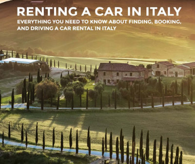 Car rental in Italy