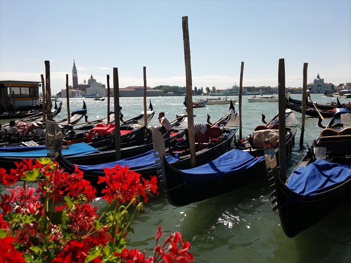Venice Canals and Gondolas