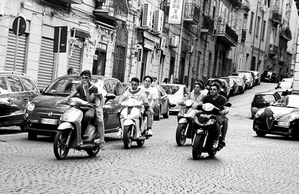 Rush Hour in Naples