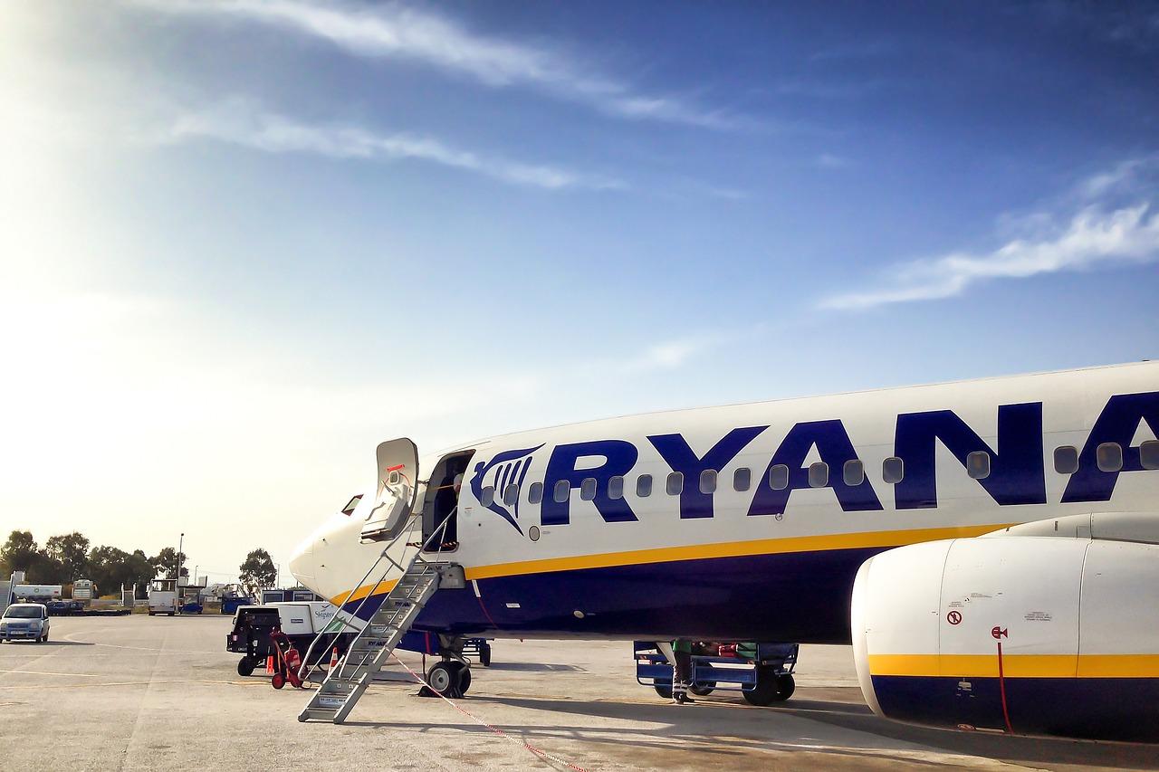 RyanAir, Venice Treviso Airport