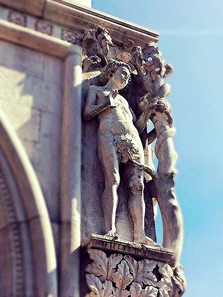 Statue in Venice