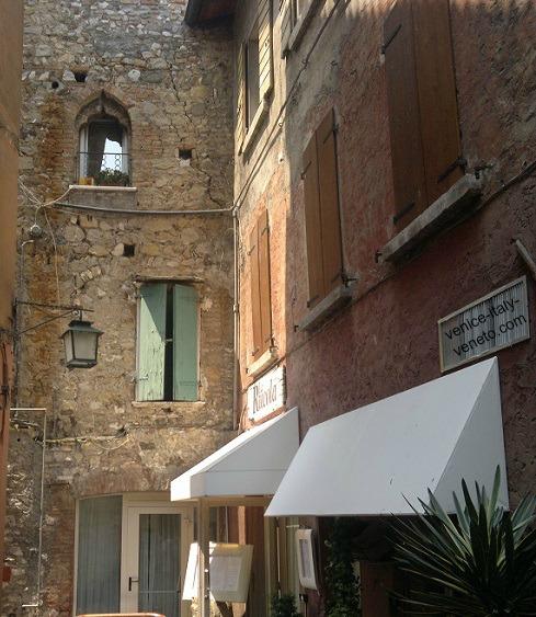 Courtyard Sirmione