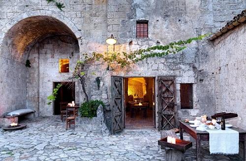 Matera Cave Hotel