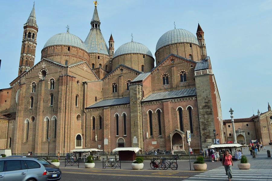 St. Anthony, Padua