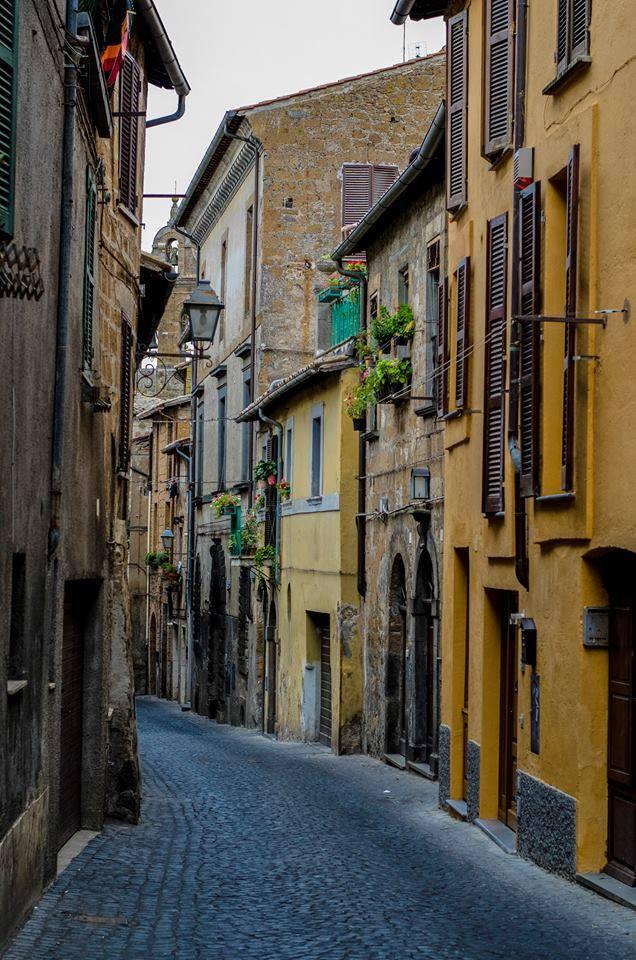 Orvieto in Umbria