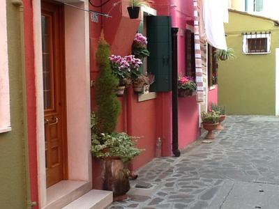 My favorite village - Burano!