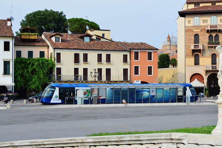Tram in Padova