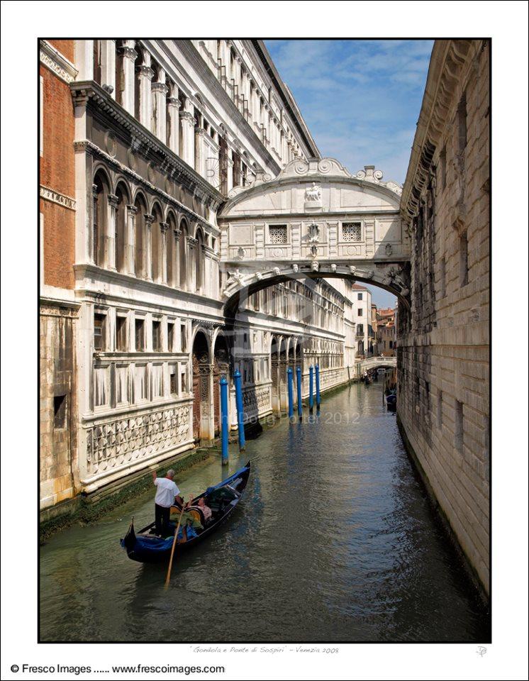 Bridge of Sighs courtesy of Fresco Images