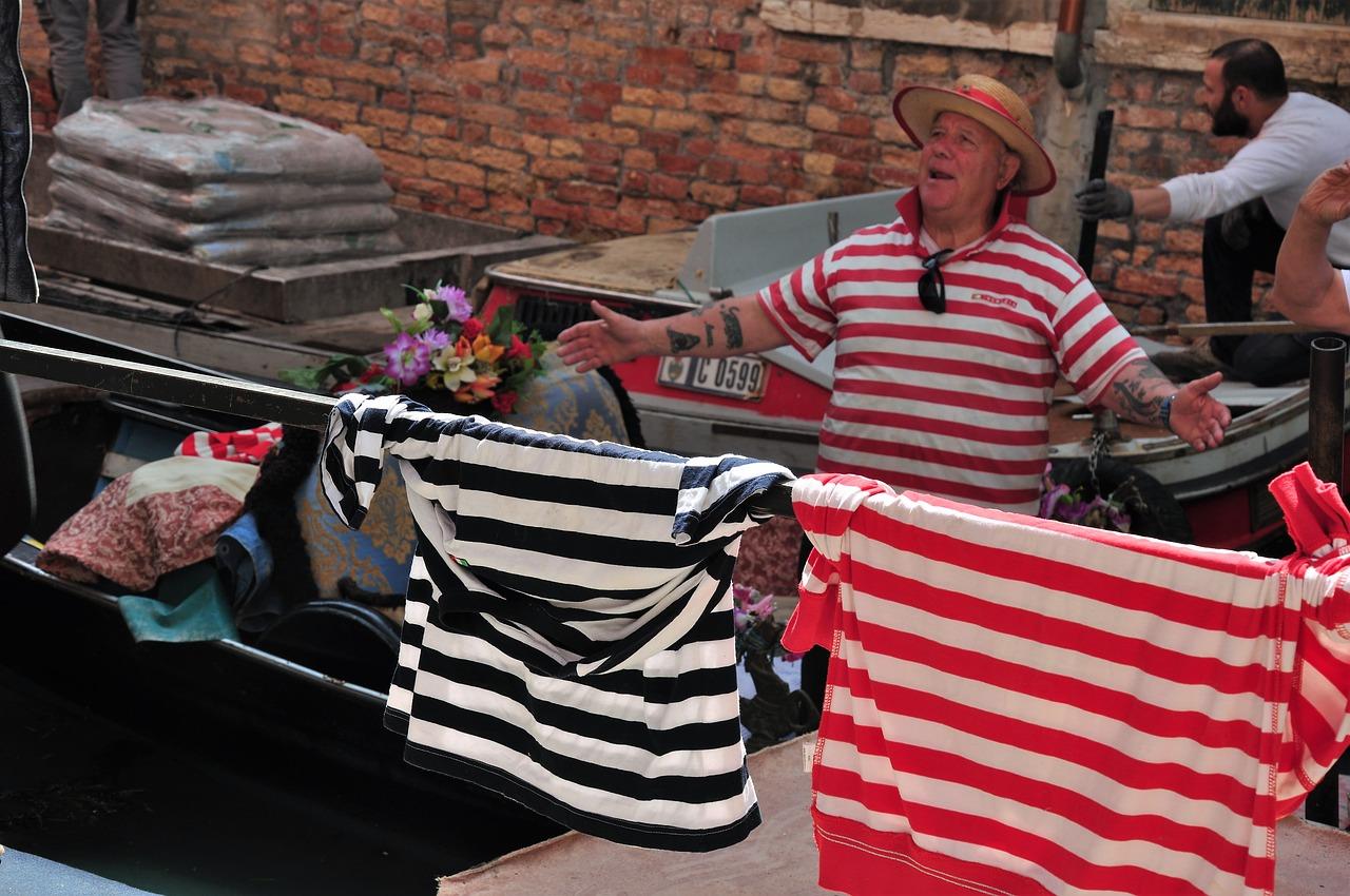 Washday in Venice