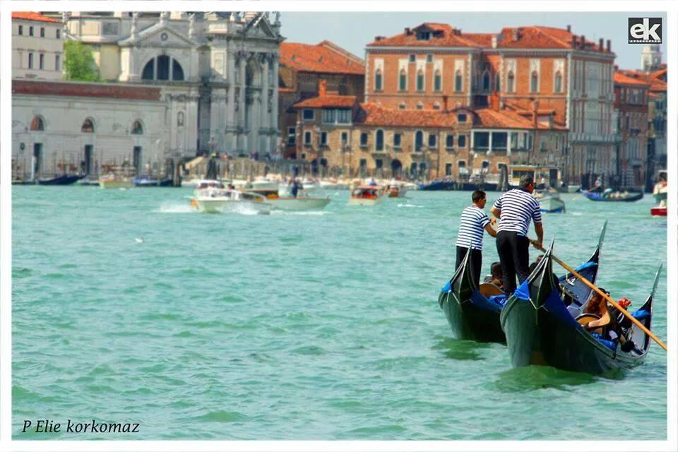 Summer, Grand Canal, Venice