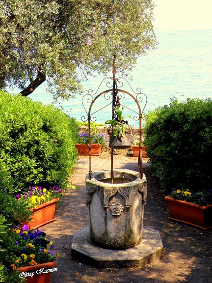 Sirmione well