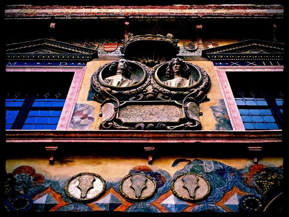 Verona Building Facade