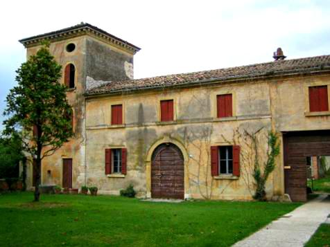 Old House Verona Italy