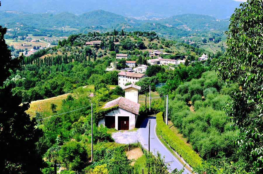 Views of Asolo