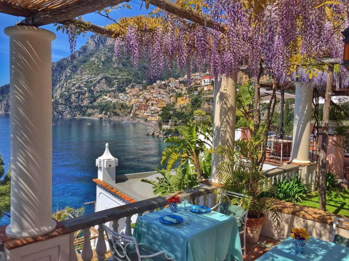 View of Positano