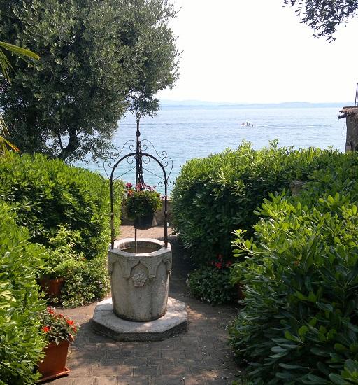 Well Sirmione Veneto Italy