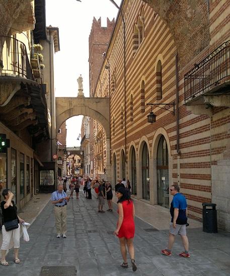 Shopping Streets Verona