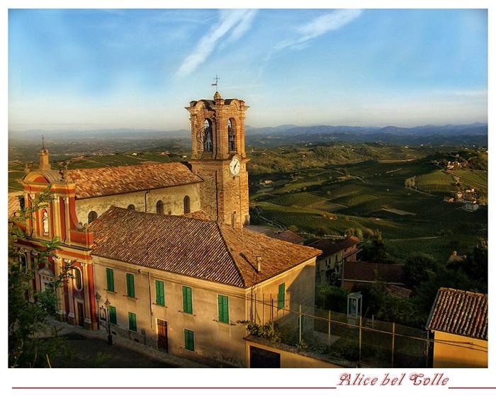 Piedmont Italy - Alice Bel Colle