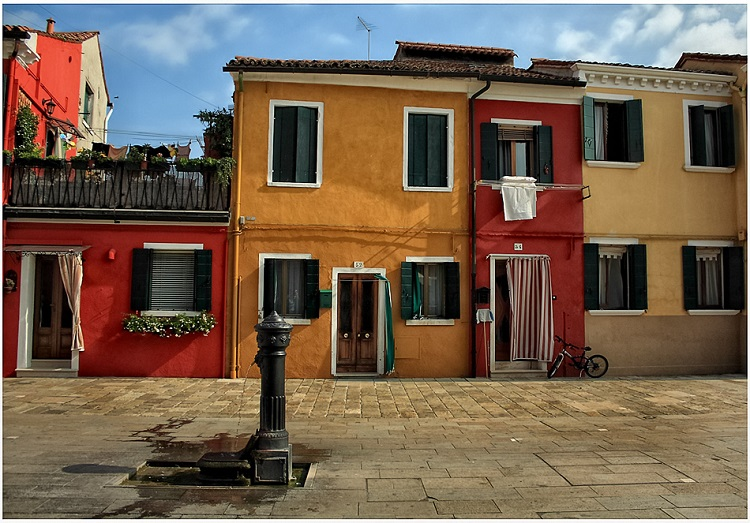 Burano Cottages