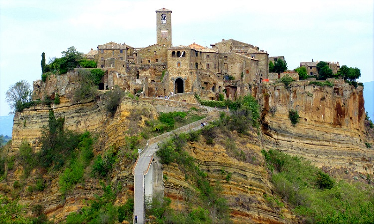 Bagnoregio by Jim Jones