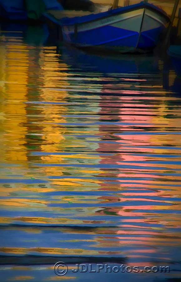 Reflections Burano