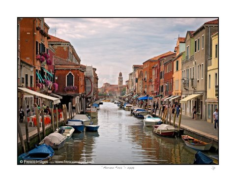 Murano Venice photo courtesy of Fresco Images