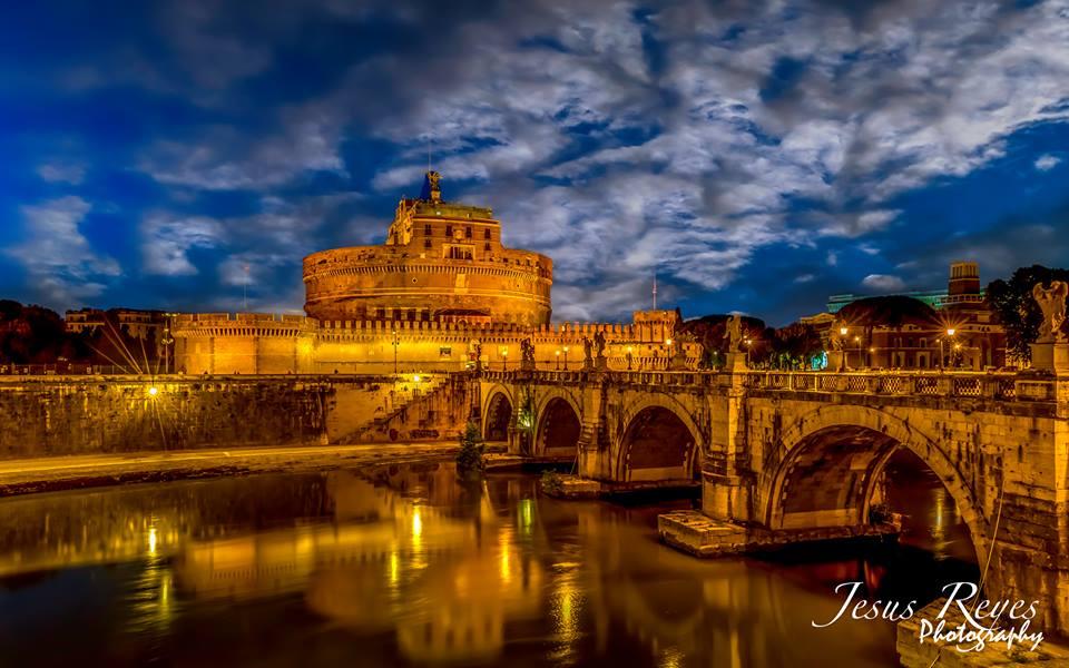 Ponte Sant'Angelo - Rome