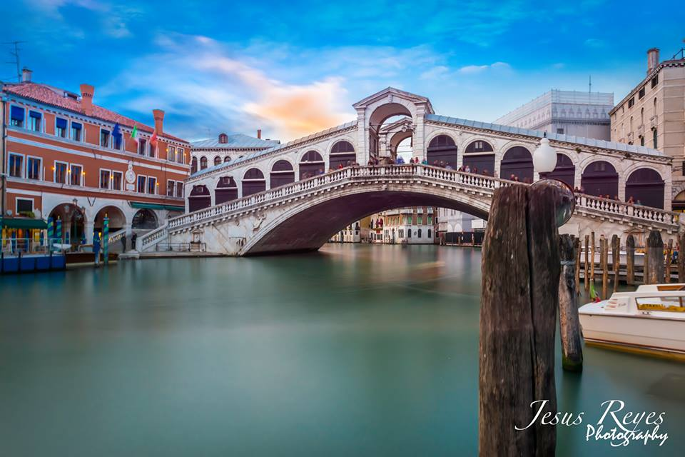 Rialto Bridge by J Reyes