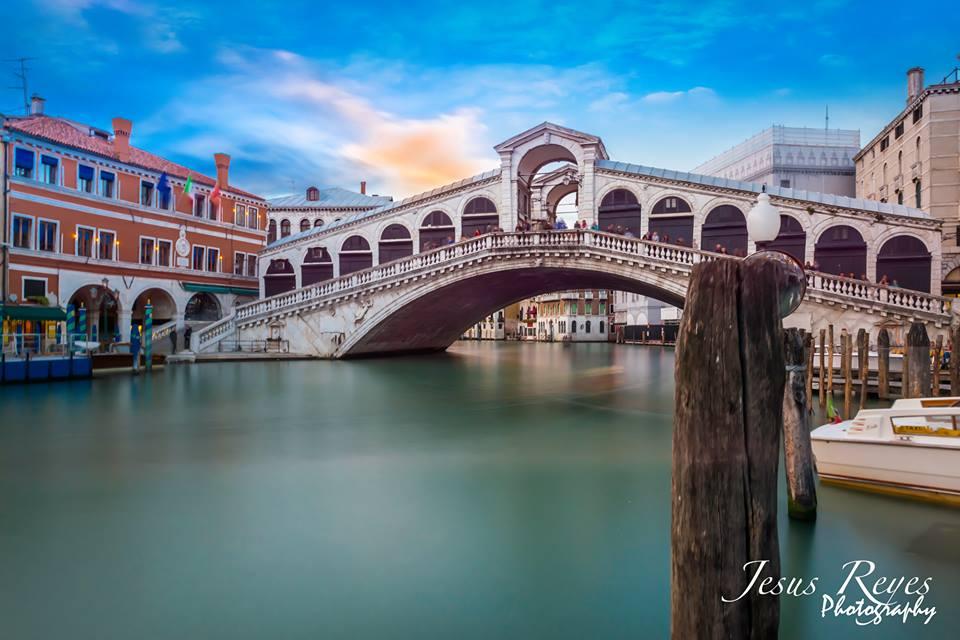 Rialto Bridge by J Reyes