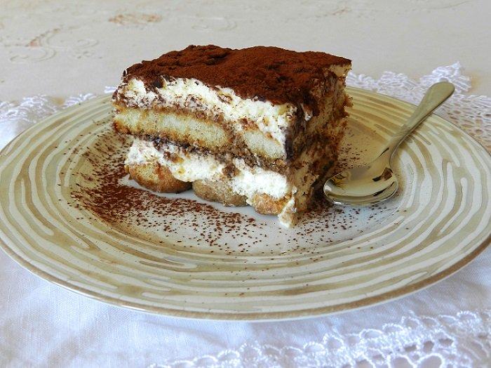 Italian Homemade Tiramisu