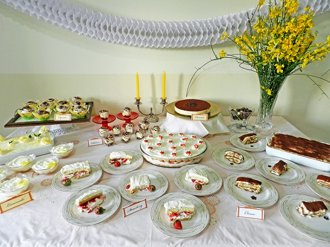 Tiramisu Party